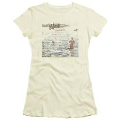 Genesis - Juniors Foxtrot Premium Bella T-Shirt