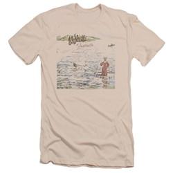 Genesis - Mens Foxtrot Premium Slim Fit T-Shirt