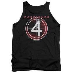 Foreigner - Mens 4 Album Tank Top