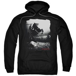 Sleepy Hollow - Mens Foggy Night Pullover Hoodie