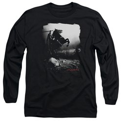 Sleepy Hollow - Mens Foggy Night Long Sleeve T-Shirt