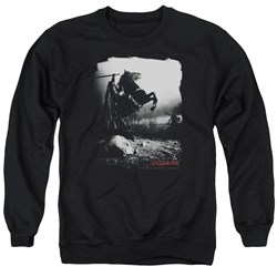 Sleepy Hollow - Mens Foggy Night Sweater