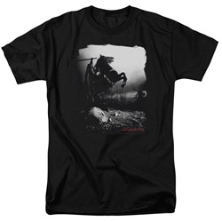 Sleepy Hollow - Mens Foggy Night T-Shirt