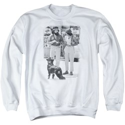 Cheech & Chong - Mens Cheech Chong Dog Sweater
