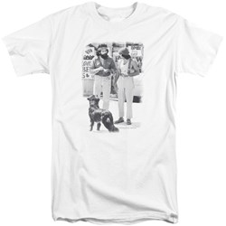Cheech & Chong - Mens Cheech Chong Dog Tall T-Shirt