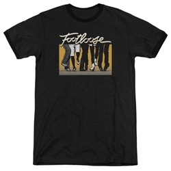 Footloose - Mens Dance Party Ringer T-Shirt