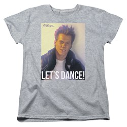 Footloose - Womens Lets Dance T-Shirt