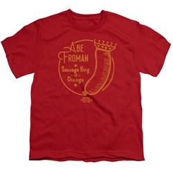 Ferris Bueller - Big Boys Abe Froman T-Shirt
