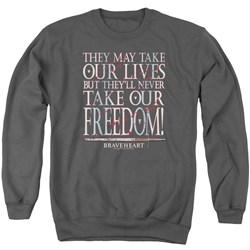 Braveheart - Mens Freedom Sweater