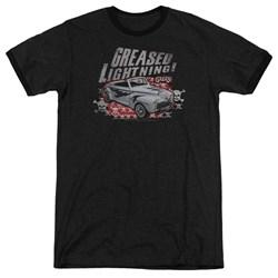 Grease - Mens Greased Lightening Ringer T-Shirt