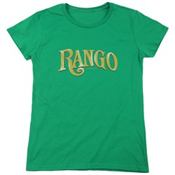 Rango - Womens Logo T-Shirt