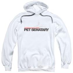 Pet Sematary - Mens Logo Pullover Hoodie
