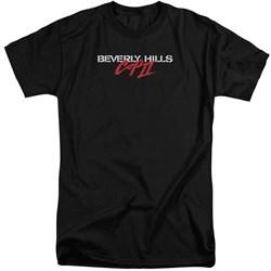 Beverly Hills Cop III - Mens Logo Tall T-Shirt