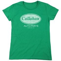 Tommy Boy - Womens Callahan Auto T-Shirt