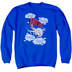 Airplane - Mens Picked The Wrong Day Sweater