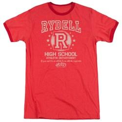 Grease - Mens Rydell High Ringer T-Shirt