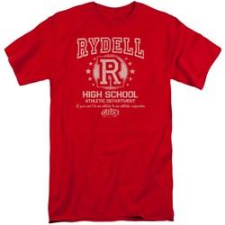 Grease - Mens Rydell High Tall T-Shirt
