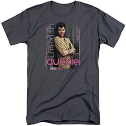Pretty In Pink - Mens Just Duckie Tall T-Shirt