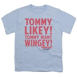 Tommy Boy - Big Boys Want Wingey T-Shirt