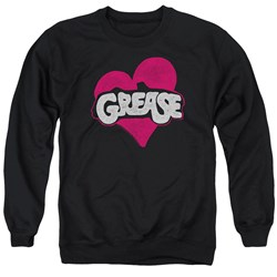 Grease - Mens Heart Sweater