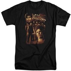 Warriors - Mens 9 Warriors Tall T-Shirt