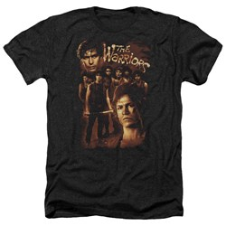 Warriors - Mens 9 Warriors Heather T-Shirt