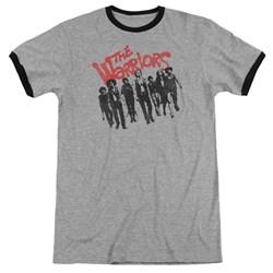 Warriors - Mens The Gang Ringer T-Shirt