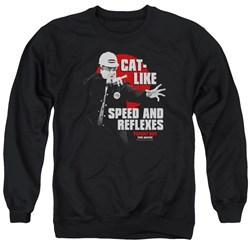 Tommy Boy - Mens Cat Like Sweater