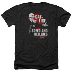 Tommy Boy - Mens Cat Like Heather T-Shirt
