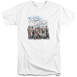 Warriors - Mens Amusement Tall T-Shirt