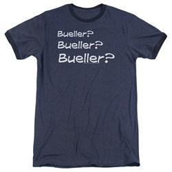 Ferris Bueller - Mens Bueller? Ringer T-Shirt