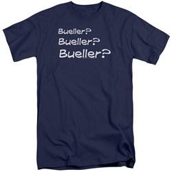 Ferris Bueller - Mens Bueller? Tall T-Shirt