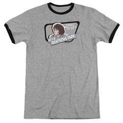 Ferris Bueller - Mens Grace Ringer T-Shirt