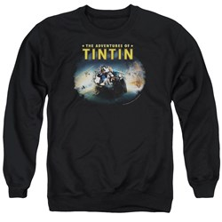 Tintin - Mens Journey Sweater