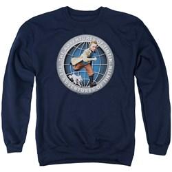 Tintin - Mens Globe Sweater