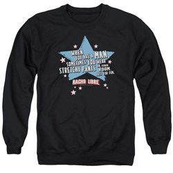 Nacho Libre - Mens Stetchy Pants Sweater