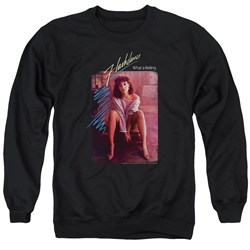 Flashdance - Mens Title Sweater
