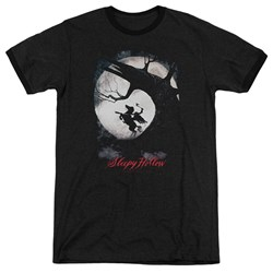 Sleepy Hollow - Mens Poster Ringer T-Shirt