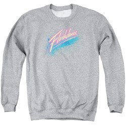 Flashdance - Mens Spray Logo Sweater