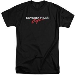 Beverly Hills Cop - Mens Logo Tall T-Shirt
