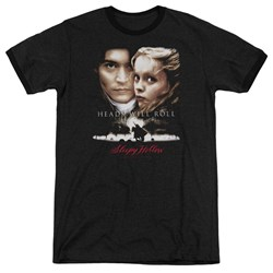 Sleepy Hollow - Mens Heads Will Roll Ringer T-Shirt