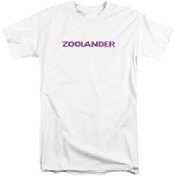 Zoolander - Mens Logo Tall T-Shirt