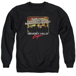 Beverly Hills Cop - Mens Banana In My Tailpipe Sweater