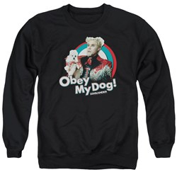 Zoolander - Mens Obey My Dog Sweater