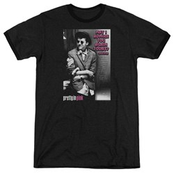 Pretty In Pink - Mens Admire Ringer T-Shirt