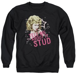 Grease - Mens Tell Me About It Stud Sweater