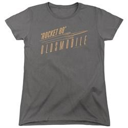 Oldsmobile - Womens Retro 88 T-Shirt