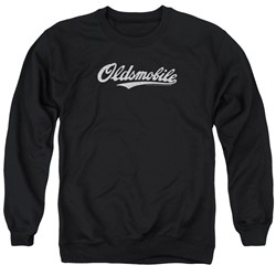 Oldsmobile - Mens Oldsmobile Cursive Logo Sweater