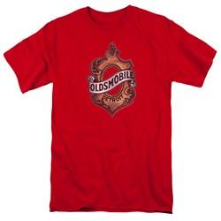 Oldsmobile - Mens Detroit Emblem T-Shirt