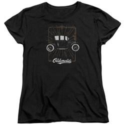 Oldsmobile - Womens 1912 Defender T-Shirt